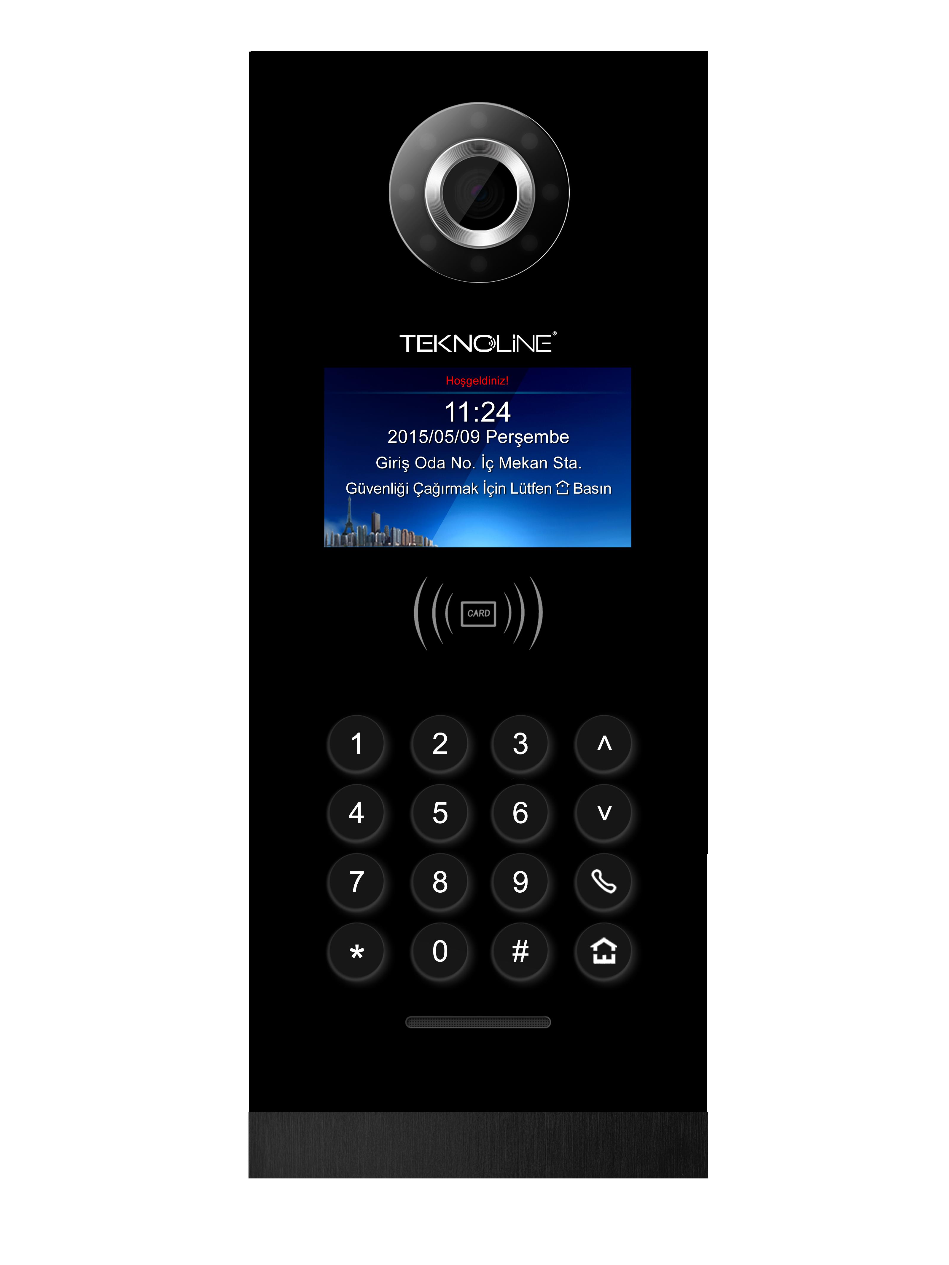 TGD-4K24 4,3 Kapı Paneli