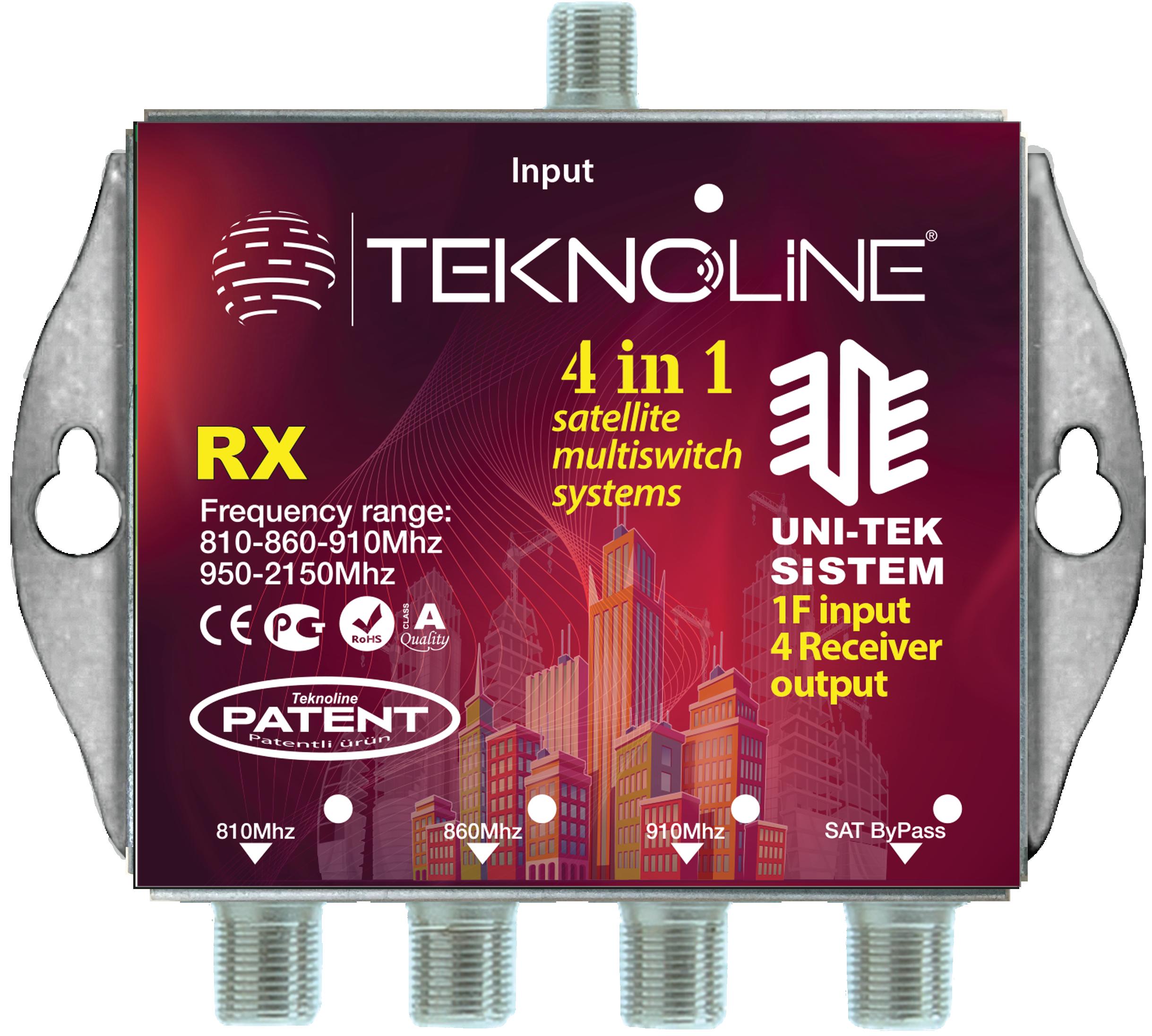 UNI-TEK SYSTEM RX
