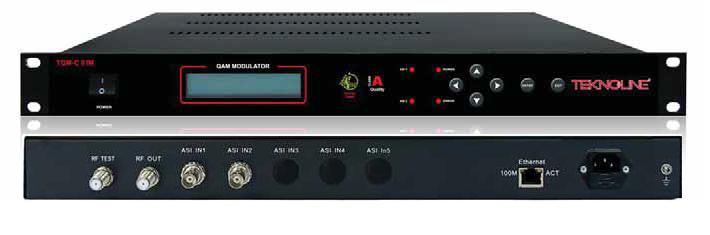 TQM-C01M MODULATOR-ASI IN>DV3-C