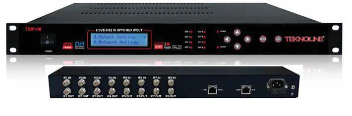 TSIP-08 IP SPTS&MPTS-DV3-S-S2>IPTV