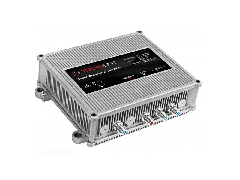 [TBA-3835] TBA-3835 Broadband Amplifier