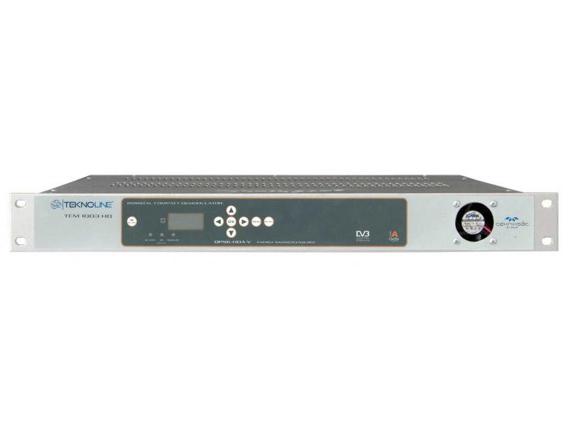 [TCM 1003 HD] TCM 1003 HD Demodülatör
