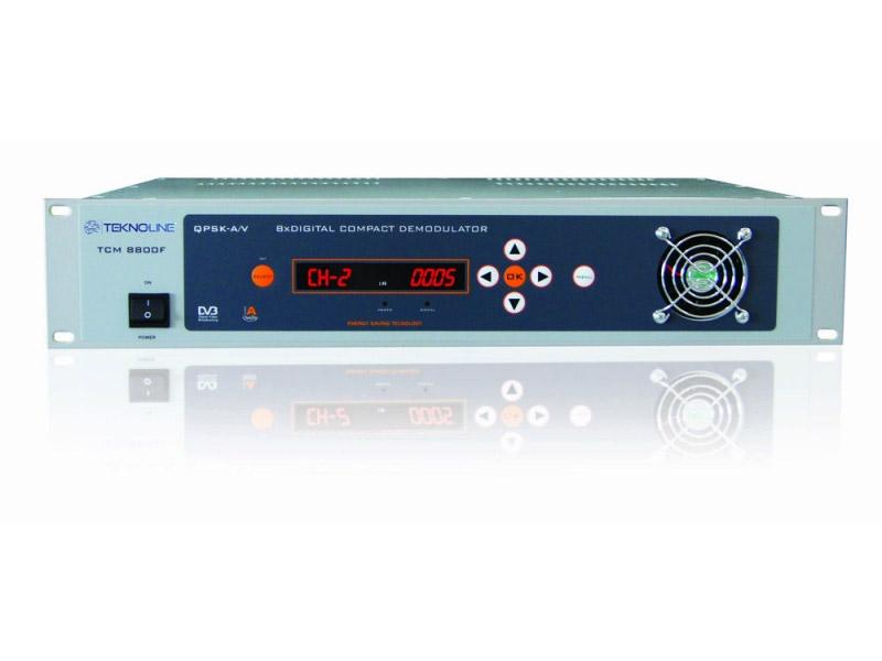 [TCM 8800 F] TCM 8800 F Demodülatör