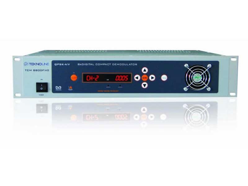 [TCM 8800F HD] TCM 8800F HD Demodülatör