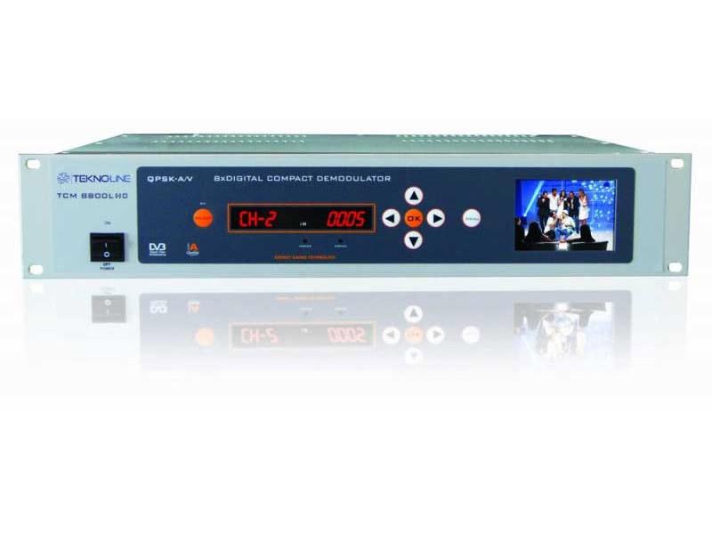 [TCM 8800L HD] TCM 8800L HD Demodülatör