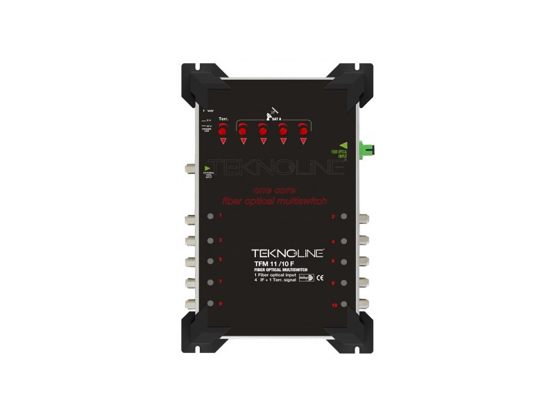 [TFM 11-10 F] Fiber Optik Multiswitch (4 IF + 1 RF)