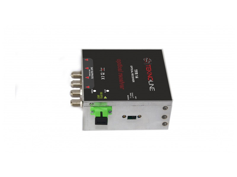 [TFR 14 AGC] FİBER OPTİK RECEIVER