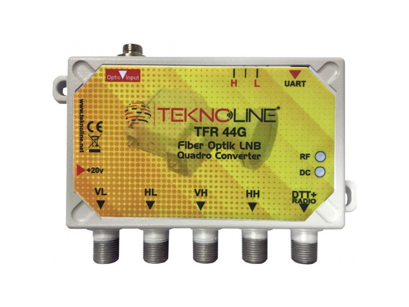 [TFR 44 G] Fiber Optik LNB Konverter