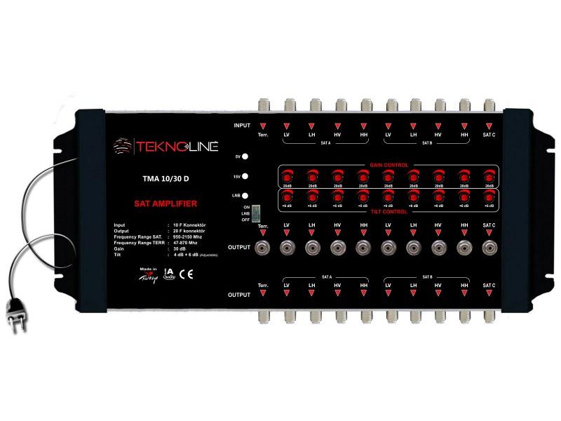[TMA 10/30 D] TMA 10/30 Double Amplifier