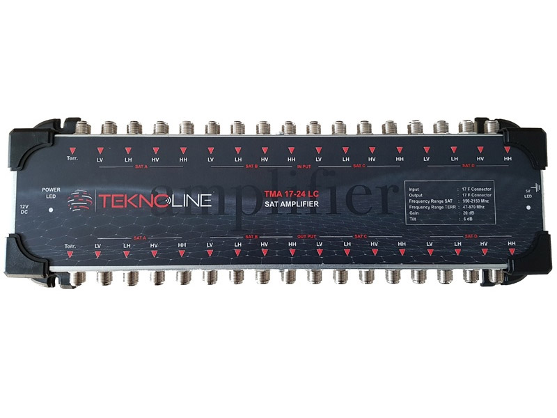 [TMA 17/24LC] MULTISWITCH AMPLIFIER