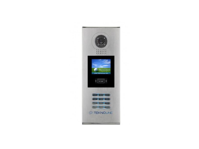 [TMR18S/ID/RH] Dijital Ekranlı Dış Kapı Paneli