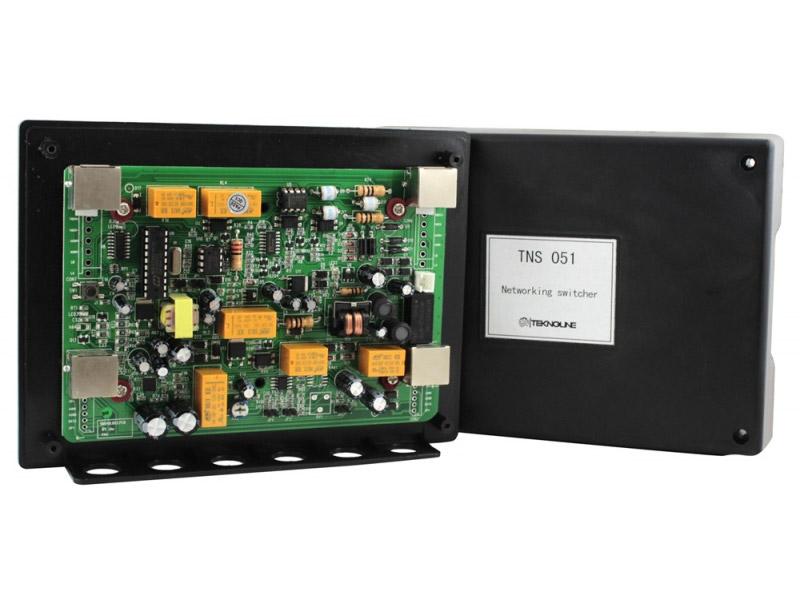 [TNS 051] Network Switch - Analog