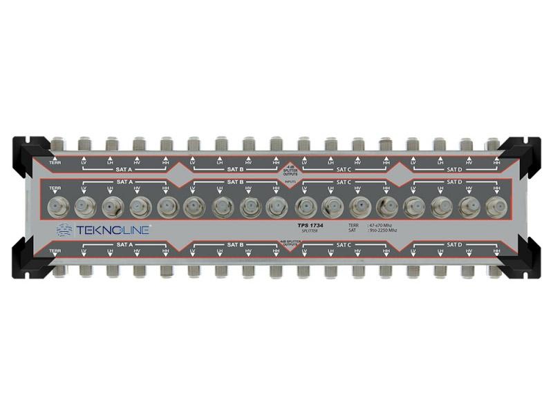 [TPS 17/34] TPS 17/34 Pasif Splitter