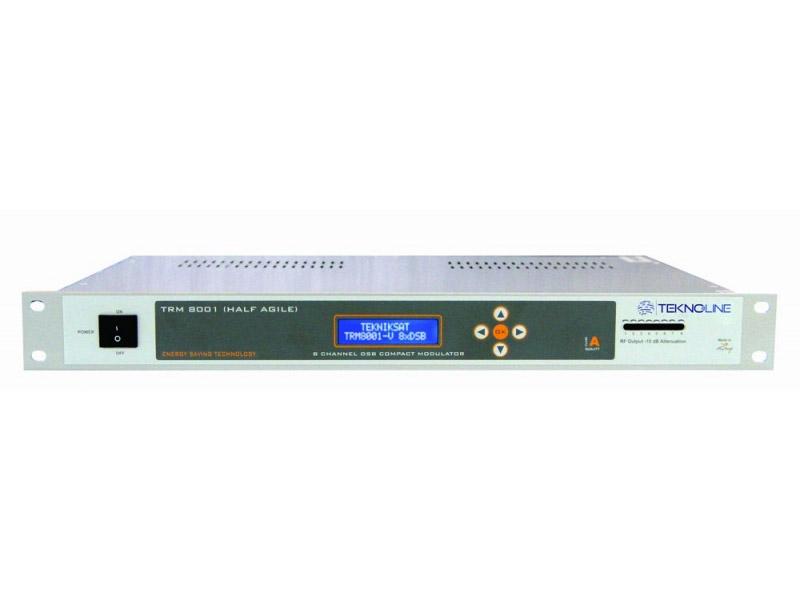 [TRM 8001] TRM 8001 DSB Modülatör