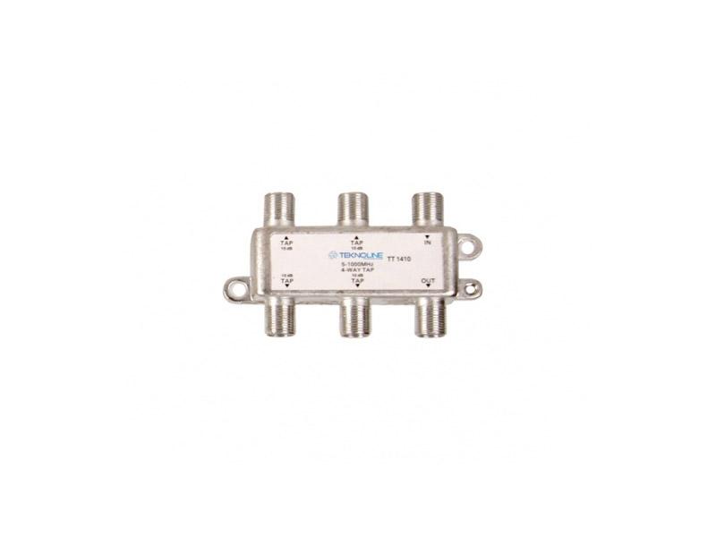 [TT-1410] TT-1410 4 Way Tap 10 dB