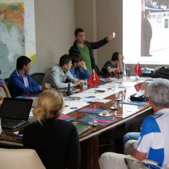 Öğrenci Eğitim Semineri - 2012