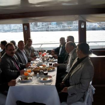 20. Yıl Kutlaması ve Tekne Gezisi